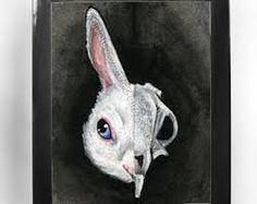 Image result for rabbit artwork
