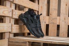 Nike Air Huarache Run Ultra GS Black/ Black nagyszerű árakon 32 212 Ft vásárolj a Footshopban