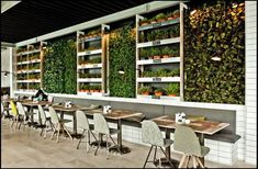 Mercado Restaurant in Bratislava, Slovakia   http://www.designrulz.com/design/2015/09/mercado-restaurant-in-bratislava-slovakia/