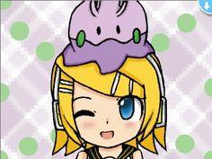 Rin and Goomy