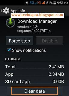 Fix Google Play Store Error 919 - 3