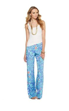Lilly Pulitzer Resort '13- Middleton Palazzo Pant