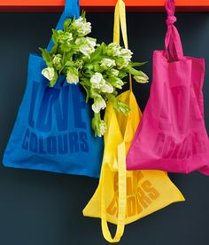 Colouful bag by hm.com