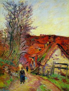 Armand Guillaumin ~ French Impressionist painter