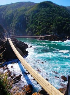 Amazing and Precious Bridges - South Africa