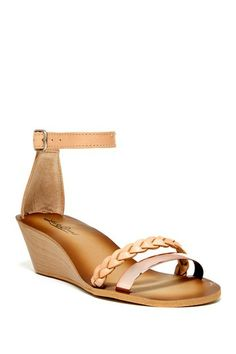 Leedss Wedge Sandal by Lucky Brand on @HauteLook