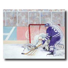 Hockey Player Scores Goalie Net Wall Picture 8x10 Art Print by Art Prints Inc, http://www.amazon.com/dp/B005L99QDC/ref=cm_sw_r_pi_dp_ZLNvqb0TDN4E2