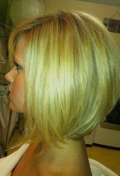Image result for Stacked Bob Haircuts for Fine Hair Pictures