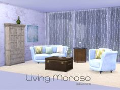 ShinoKCR's Living Moroso