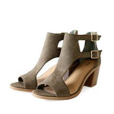 allure-olive-galdiator sandal