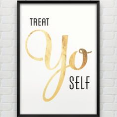 #TYT | Treat Yo Self Tuesday