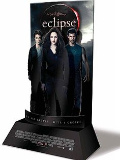Eclipse standee
