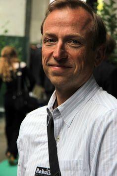 Jerry Michalski. (Fotograferet til Rebuild21)