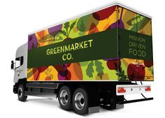 Greenmarket Co.: Fresh Is In New York City | Carbone Smolan Agency