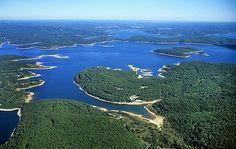 Beaver Lake Rogers, Arkansas. Great striper bass fishing! | Places ...