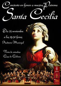 Actos de la Banda de Música en homenaje a Santa Cecilia - https://herencia.net/2017-11-19-actos-la-banda-musica-homenaje-santa-cecilia/?utm_source=PN&utm_medium=herencianet+pinterest&utm_campaign=SNAP%2BActos+de+la+Banda+de+M%C3%BAsica+en+homenaje+a+Santa+Cecilia