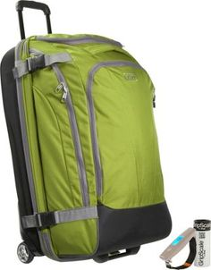 65c984ccc1 eBags TLS Mother Lode 29 Wheeled Duffel Green Envy -- For more information