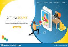 Dating scams landing page website vector template - illustration . Dating Memes, Dating Quotes, Funny Memes, Hilarious, Data Analytics, Cloud Computing, Data Science, Girl Humor, Online Dating