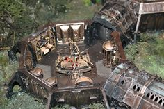 FORGE WORLD INDUSTRIAL TERRAIN - Google Search