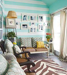 Indoor Porch Retreat