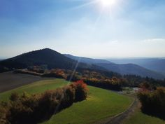 Herbst im Burgenland Country Roads, River, Mountains, World, Nature, Outdoor, Autumn, Outdoors, Naturaleza