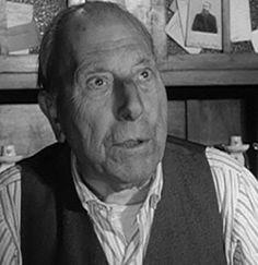 "José Isbert en ""El Verdugo"", 1963"