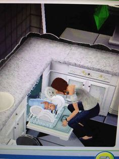 Or you could have a Sim for a mom. | 36 Of The Absolute Worst Things That Could Ever Happen To You