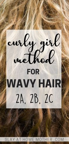 Curly Girl Method for Wavy Hair - 11 Things I've Learned Since Starting CGM curly curlyhair haircare cgm curlygirlmethod wavy wavyhair nopoo cowash sulfates silicones slayathomemother 715368722043544405 Wavy Hair 2a, Wavy Hair Tips, 2a Hair, Frizzy Wavy Hair, Thin Curly Hair, Short Wavy Hair, Curly Hair Care, Curly Hair Styles, Natural Hair Styles