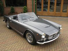 1963 Maserati 3500GT Vignale Spyder