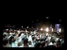 Four Tet x Caribou x Jamie XX @ Grand Palais - Bal Blanc 21.06.2012