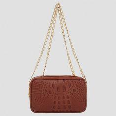 Bolsa casual-chique feita em couro | Smartbag Bolsas