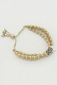 Wish Bracelet in Gold on Emma Stine Limited