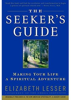 """How do we open ourselves up to life's joy and the heart's peace? Elizabeth Lesser has been helping me answer this question since I first encountered her book. Her message is simple and profound: """"When we slow down, quiet the mind, and allow ourselves to feel hungry for something that we do not understand, we are dipping into the abundant well of spiritual longing."""" That's the starting point for growth."""