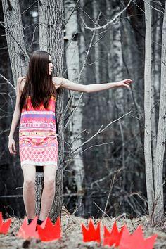 Tribe Lace dress