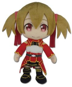 Great Eastern Sword Art Online Silica 8.5″ Stuffed Plush