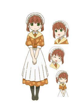 Character | TVアニメ「小林さんちのメイドラゴン」公式サイト