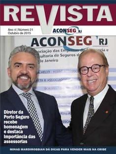 Revista da Aconseg-RJ traz dicas para vender mais em tempo de crise