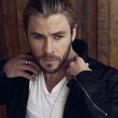 Chris Hemsworth by Matt Holyoak for Empire Magazine
