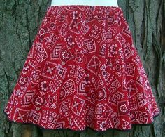 we can get together with the Jumes girls to plan and make bandana skirts after a harp lesson when Emily doesn't have harp or something