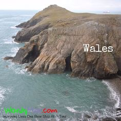 The rugged #coast of #wales a stunning place