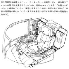 inside a robot cockpit controls - Google Search