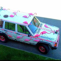 Um, why doesn't my car look like this?!