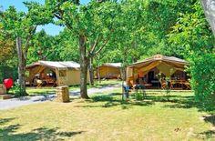 Namiot Safari