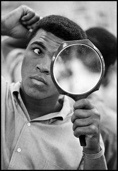 Mohamed Ali en 1966