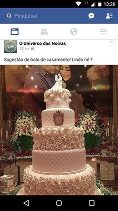Babando nesse bolo M A R A V I L H O S O
