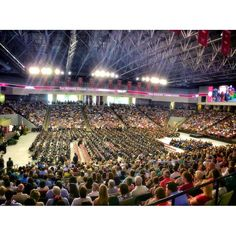 More than 880 students representing 29 states and 13 countries participated in commencement exercises on the Troy Campus on Friday, May 8, 2015. #TROYUspirit