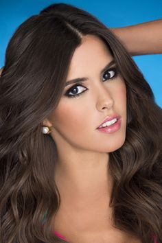 Meet the 2014 candidates competing for the Miss Universe title - Miss Colombia: Paulina Vega