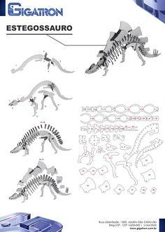 3D puzzles design for CNC machine development factory.