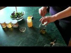 Une recette de vinaigrette au miel!  www.tourisme-rimouski.org Honey, Beekeeping, Tourism