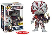 Funko Pop! #159 - Tyrant (Hot Topic Exclusive) - Resident Evil